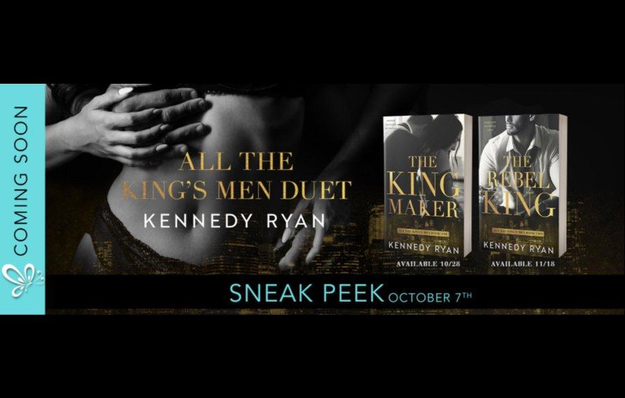 All The King's Men Duet by Kennedy Ryan sneak peek!