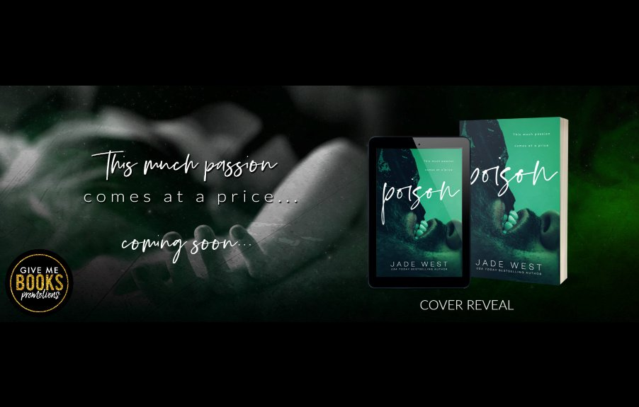 POISON Cover Reveal