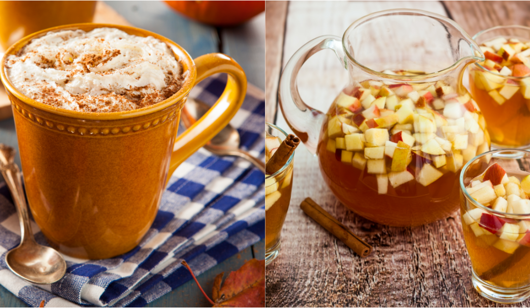 A recipe for a good holiday: Steamy reads, Hot brews, and Crisp Sangria!
