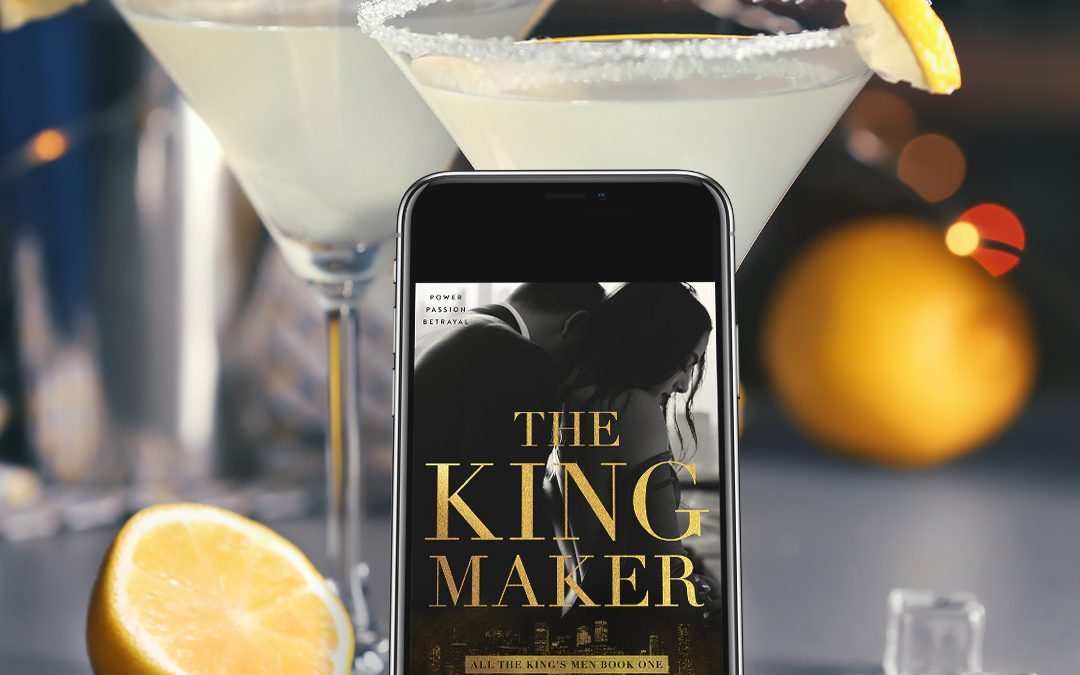 Lemon Drop Martini: Celebrate with Kennedy Ryan